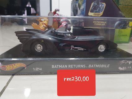 Batmobile 1:24
