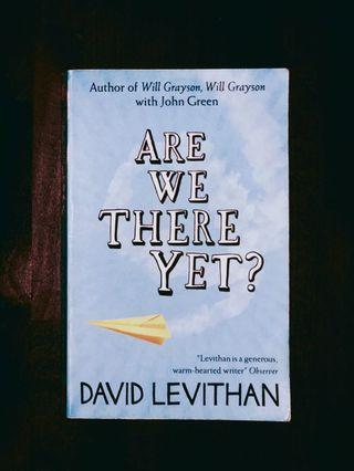Are We There Yet? - David Levithan, John Green