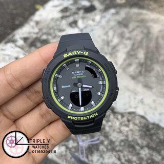 Baby-G Step Tracker Series BSA-B100SC-1A