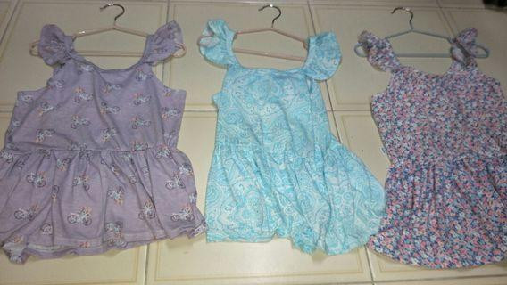 Girl suit set (4 to 6yrs old)