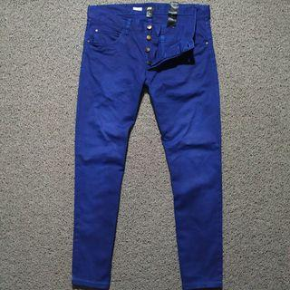 Celana Jeans chino hnm