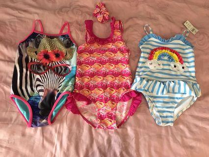 Girl Swimming Suits
