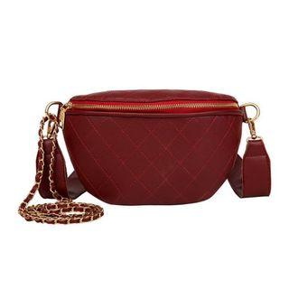 Instock Ladies Waist /Pouch Sling Bag