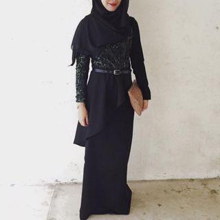 Zalia embellished Dress