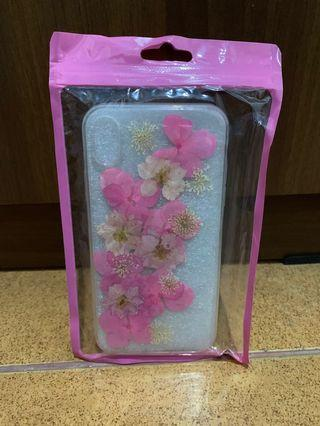Dried flower sakura iPhone XR #diskonokt