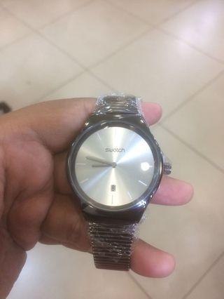 jam swatch rantai turun harga