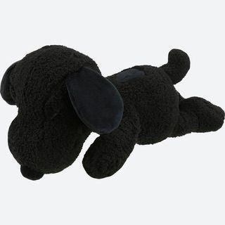 UNIQLO X KAWS 限量 聯名 暗黑款 大尺寸 史努比 SNOOPY 絨毛 大娃娃 大玩偶