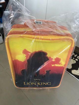 Disney The Lion King Luggage #MRTToaPayoh