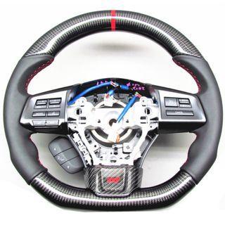 Subaru Carbon Fibre Steering Wheel