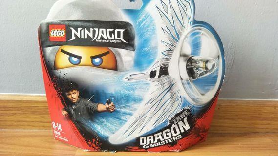 Lego Ninjago masters of spinjitsu (dragon)