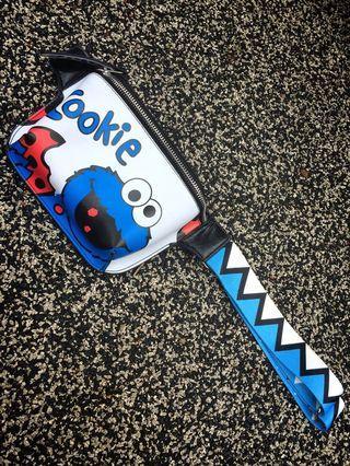 Cookie Monster slingbag
