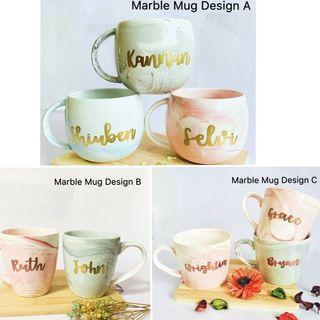 Customise marble mugs Mug cup cups customised gift customisable personalise personalised Teacher's Day teacher teachers' gifts present presents bulk cheap office corporate staff farewell graduation colleague birthday Friend colleagues coffee couple Wife