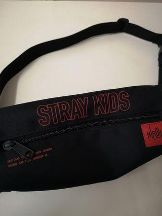 WTS Stray kids Hi Stay official good Mini Square Cross Bag