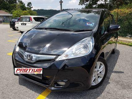 2012 Honda Jazz 1.3 (A) Muka 3K Loan Kedai