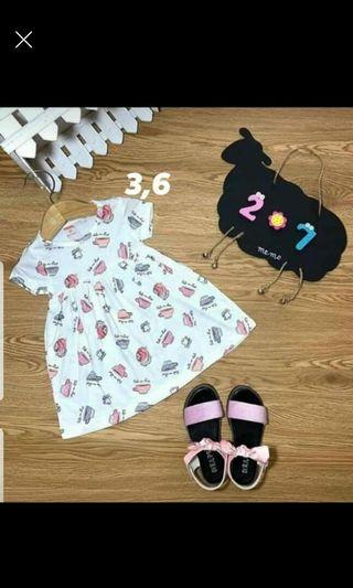 Dress for 3 to 4yrs old