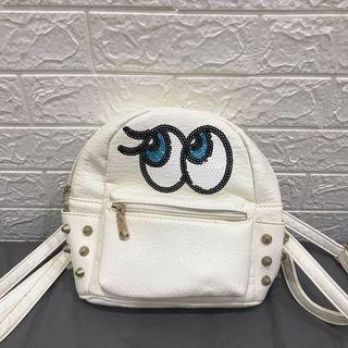 大眼睛 後背包