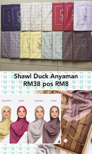 Shawl Duck Vietnam copy ori