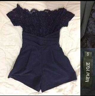 Jumpsuit Sabrina lace