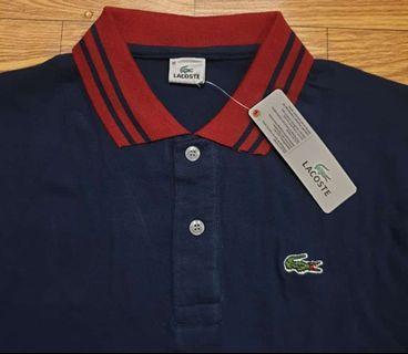 Polo Shirt Lacoste kualitas