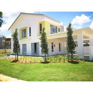 Cheapest in the town [FREEHOLD Double Storey House below 500k] New township near KLIA, near MEX highway