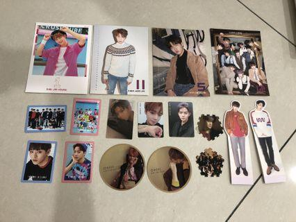 WTS Wanna One items