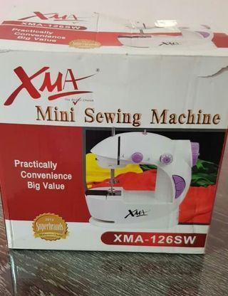 Xma Mini Electric  Sewing Machine