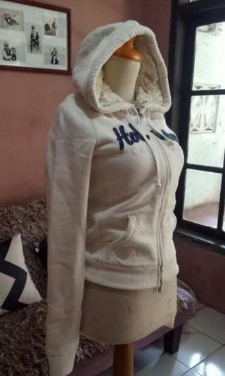 Jaket hoodie hollister