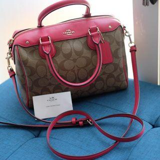 Coach Mini Bennet (sold)