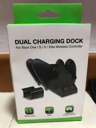 Xbox Dual Charging Dock