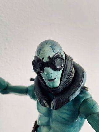 Hellboy Movie (2004): Abe Sapien