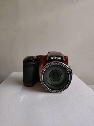 Nikon Coolpix L840 red