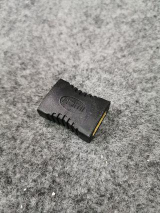 HDMI to HDMI connector