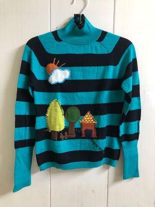 mia mia羊毛針織上衣