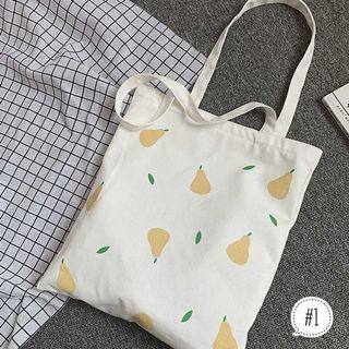 (#1-#4)Fruity tote bag