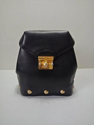 FERRAGAMO Leather Back pack
