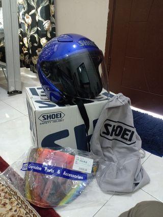 Shoei J-Stream helmet