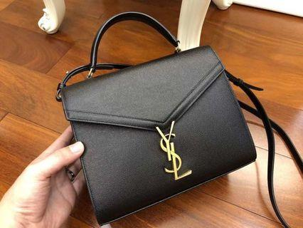 YSL Cassandra Top Handle Bag