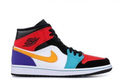 Air Jordan 1 Multicolour