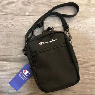 CHAMPION SMALL SHOULDER SLING BAG, AUTHENTIC