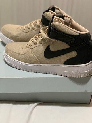 Air force 1 Mid Leather Premium