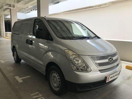 Hyundai Starex 2.5 Auto