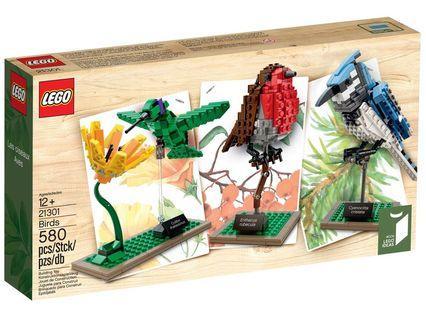 🆕 LEGO 21301 Ideas Birds