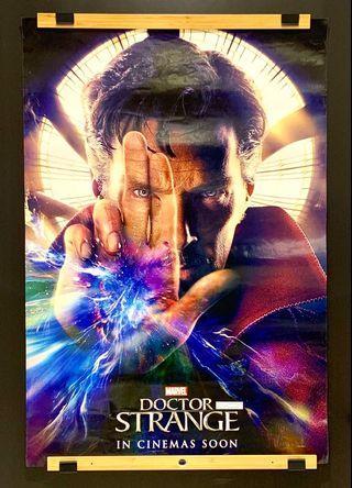 Marvel Doctor Strange Original Movie Poster
