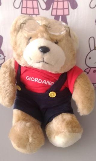 GIORDANO 小熊