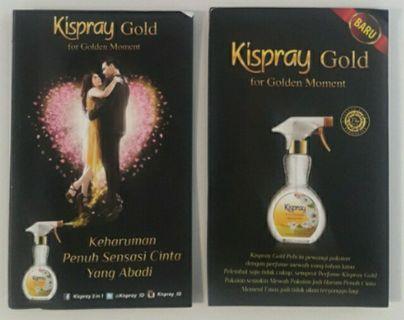 Kispray Gold / 4 sachet