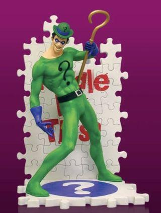 Batman Japanese Import Series Wave 2 [Only 8000pcs in the world] - The Riddler  (4 of 4)