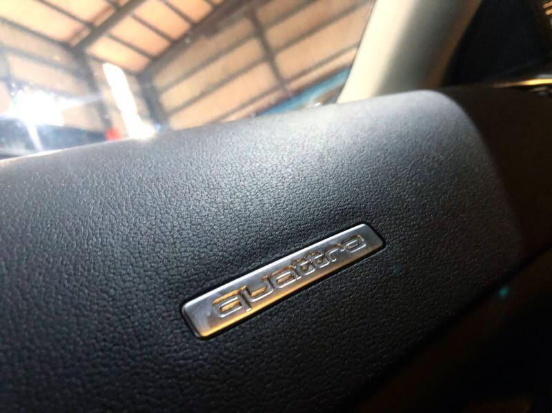 2011出廠 奧迪 Audi oooo A5改RS5外觀 雙門4座