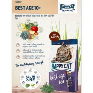 Happy Cat Best Age 10+ - 1.4Kg