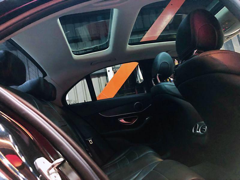 2016年M-Benz C300 W205 改C63外觀