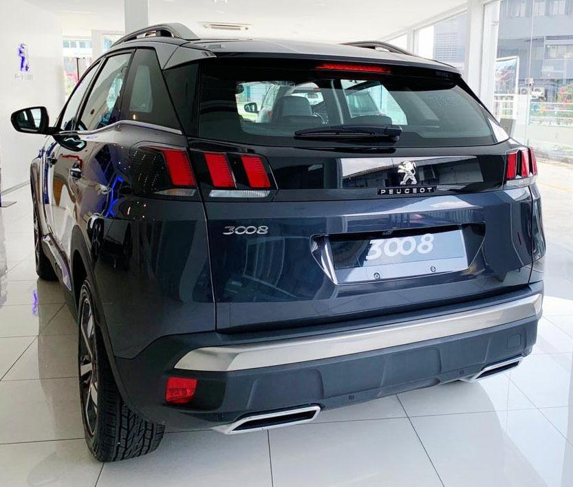 2019 Peugeot 3008 Allure suv 1.6 Turbo direct fuel injection